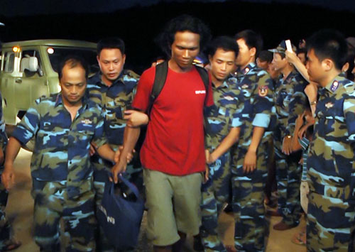 Phạm vi hoạt động và quyền hạn của Cảnh sát biển Việt Nam - Ảnh 1.
