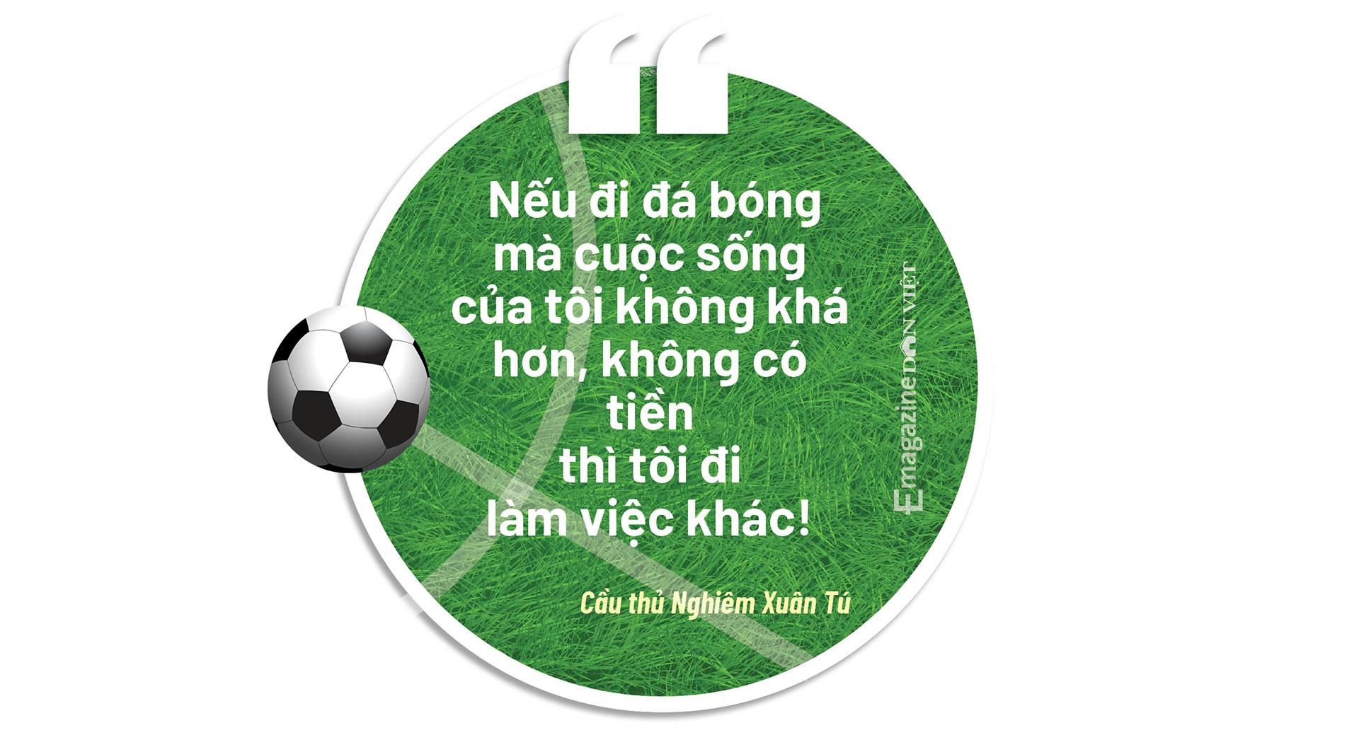 """""""Chiến binh"""" Than Quảng Ninh Nghiêm Xuân Tú: Lên đội tuyển quốc gia không phải đích đến duy nhất  - Ảnh 3."""