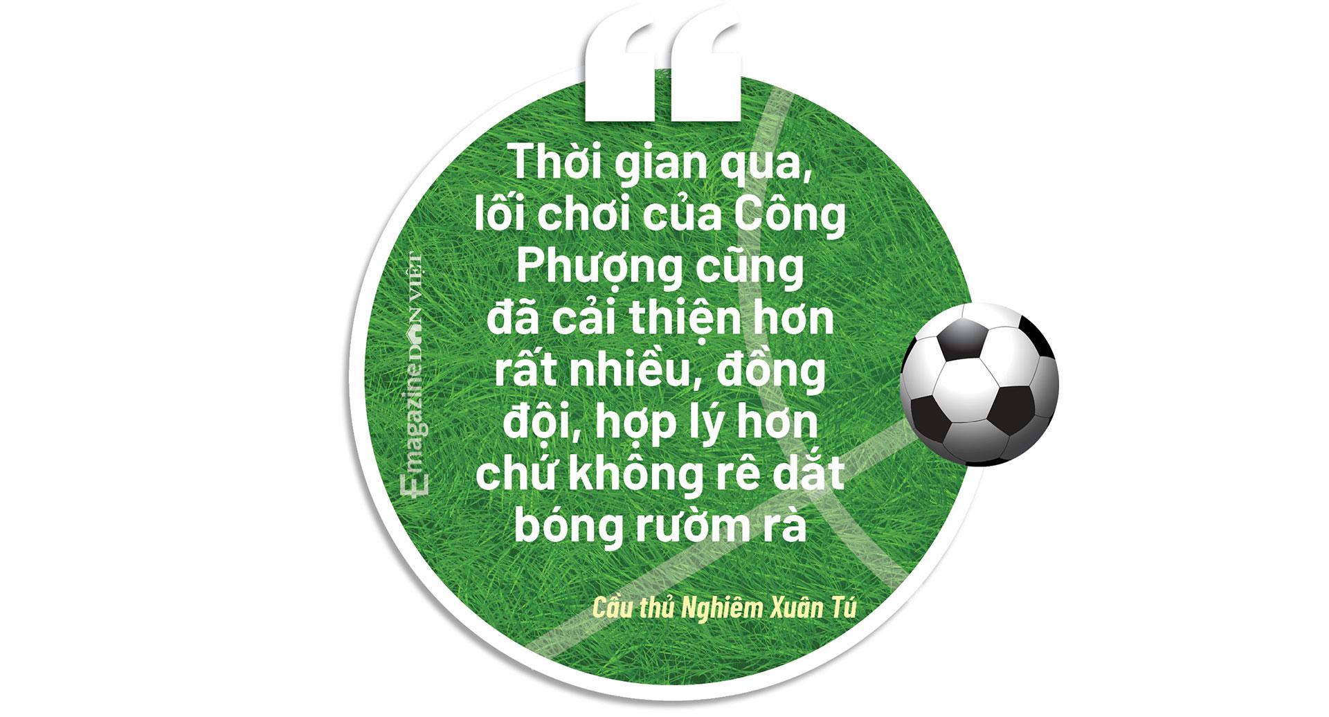 """""""Chiến binh"""" Than Quảng Ninh Nghiêm Xuân Tú: Lên đội tuyển quốc gia không phải đích đến duy nhất  - Ảnh 6."""
