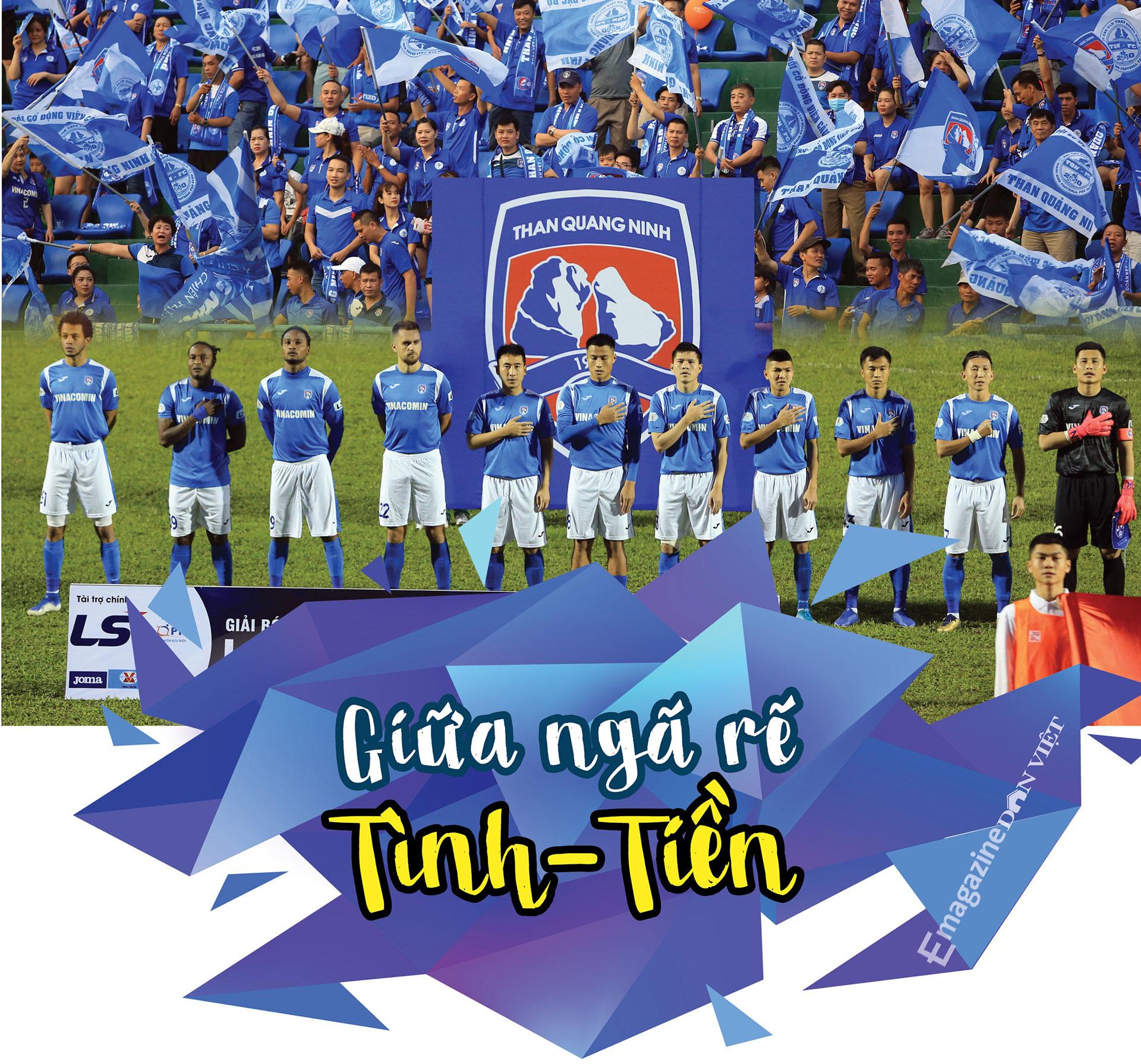 """""""Chiến binh"""" Than Quảng Ninh Nghiêm Xuân Tú: Lên đội tuyển quốc gia không phải đích đến duy nhất  - Ảnh 7."""
