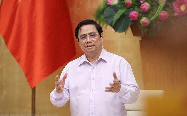 Trước Thủ tướng và Ban Chỉ đạo, Bí thư Tỉnh ủy thừa nhận còn những hạn chế trong phòng, chống dịch - Ảnh 1.