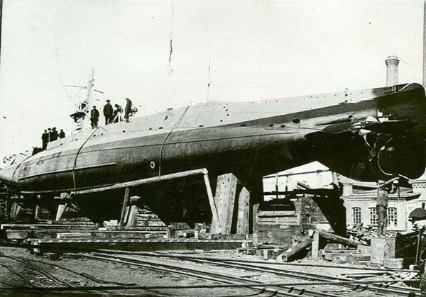 Bí ẩn về thảm họa chìm tàu ngầm Pháp tại Vịnh Cam Ranh - Ảnh 4.