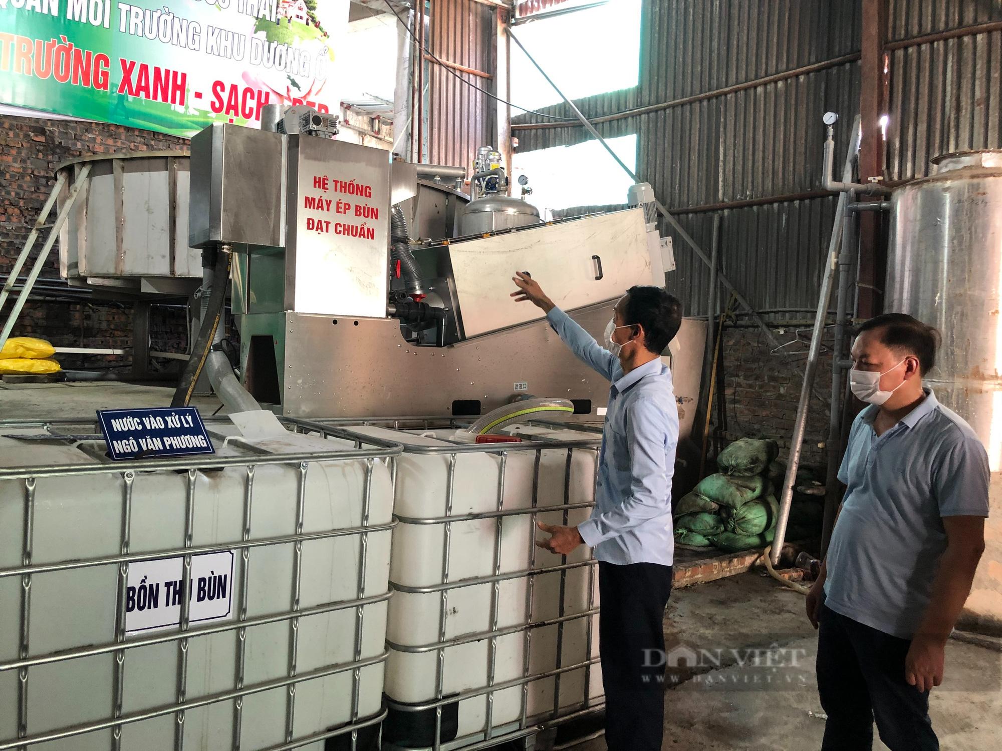 """Bắc Ninh: Ai đã """"làm ngơ"""" để doanh nghiệp xây dựng trái phép trên đất nông nghiệp ở làng giấy Phong Khê? - Ảnh 1."""