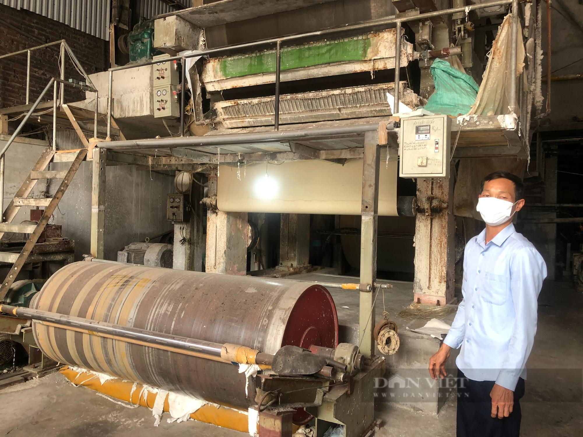 """Bắc Ninh: Ai đã """"làm ngơ"""" để doanh nghiệp xây dựng trái phép trên đất nông nghiệp ở làng giấy Phong Khê? - Ảnh 2."""