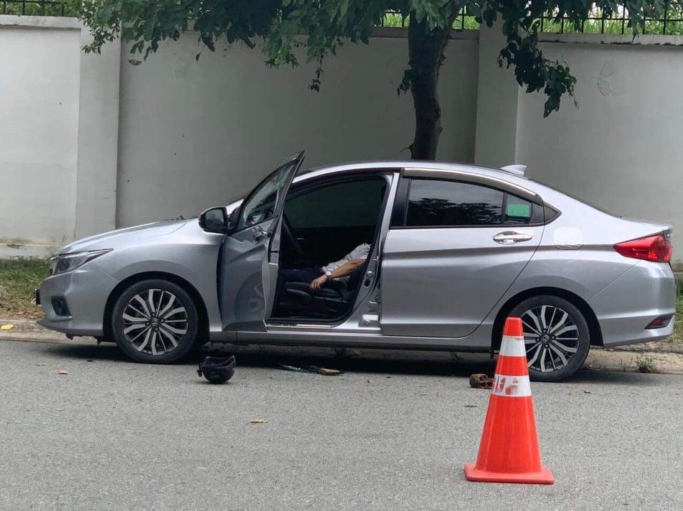 Bình Dương: Bí thư thị trấn Lai Uyên chết trong xe ô tô nghi do tự tử, để lại thư tuyệt mệnh - Ảnh 1.