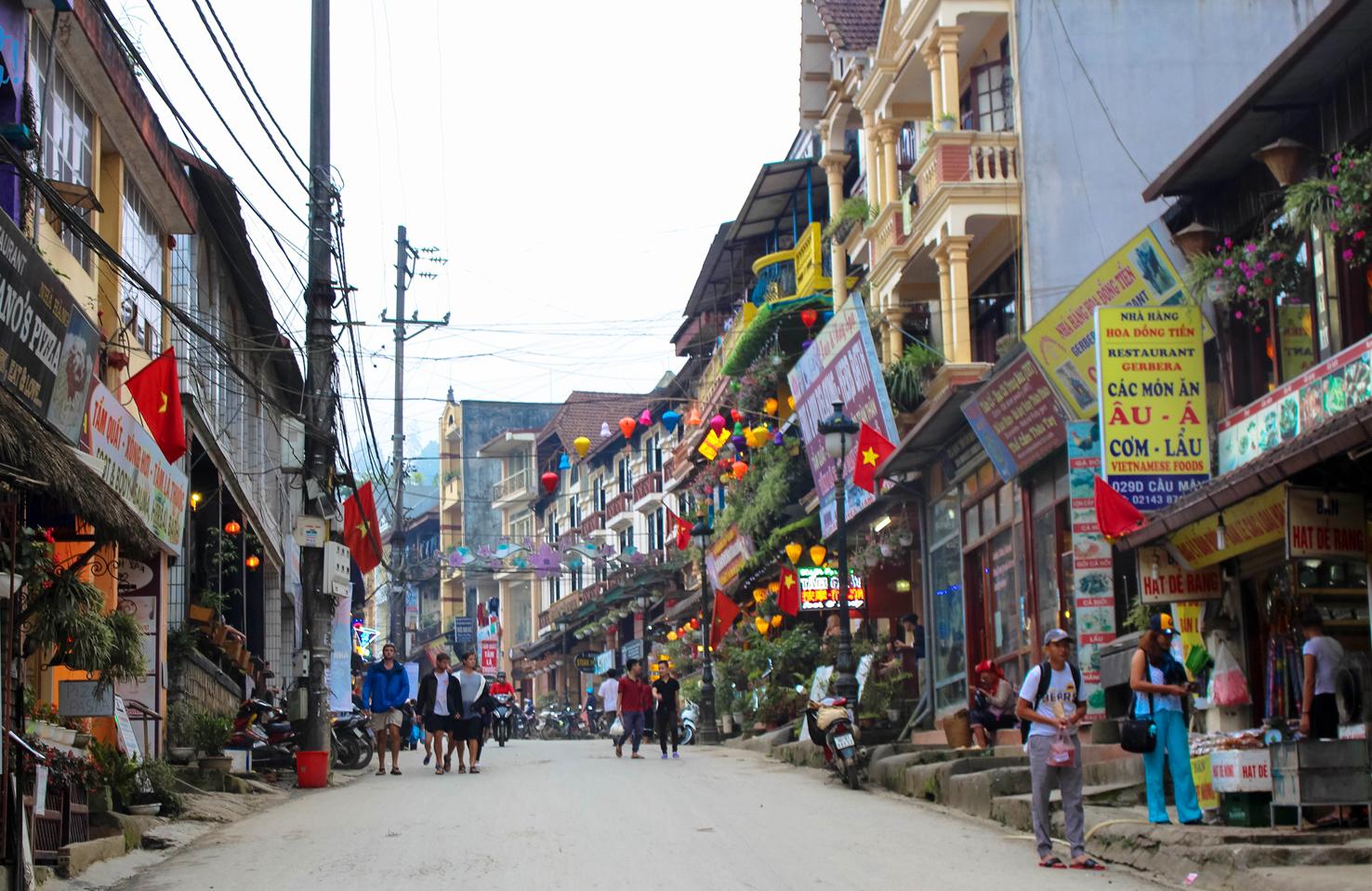 Giá đất Sa Pa cao ngang ngửa mặt phố Hà Nội, cầm 20 tỷ vẫn khó đầu tư - Ảnh 1.