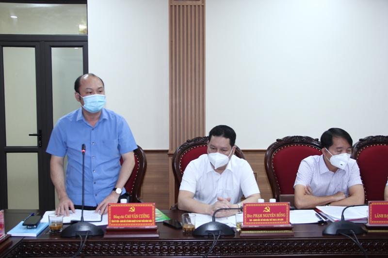 Đưa huyện Triệu Sơn đạt chuẩn nông thôn mới trong năm 2021 - Ảnh 2.