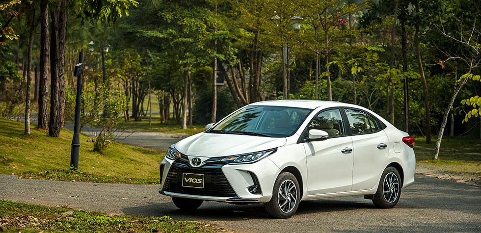 Tháng 8/2021, doanh số xe Toyota sụt giảm mạnh, nhiều xe đua Top ế tại Việt Nam - Ảnh 2.