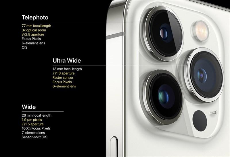 Apple ra mắt hàng loạt sản phẩm mới, điểm nhấn iPhone 13 cùng iPad siêu rẻ  - Ảnh 5.