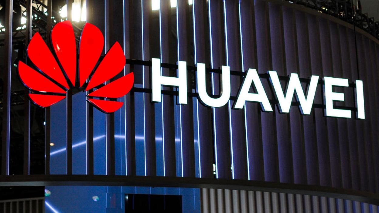 Huawei không có ý định bỏ cuộc và vẫn đang duy trì kinh doanh smartphone. Ảnh: @AFP.