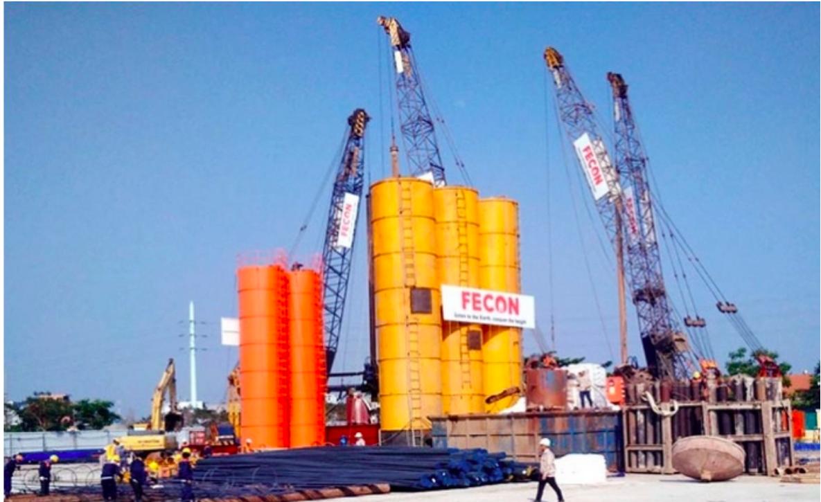 Fecon tiếp tục trúng 3 gói thầu lớn với tổng giá trị 381 tỷ đồng - Ảnh 1.