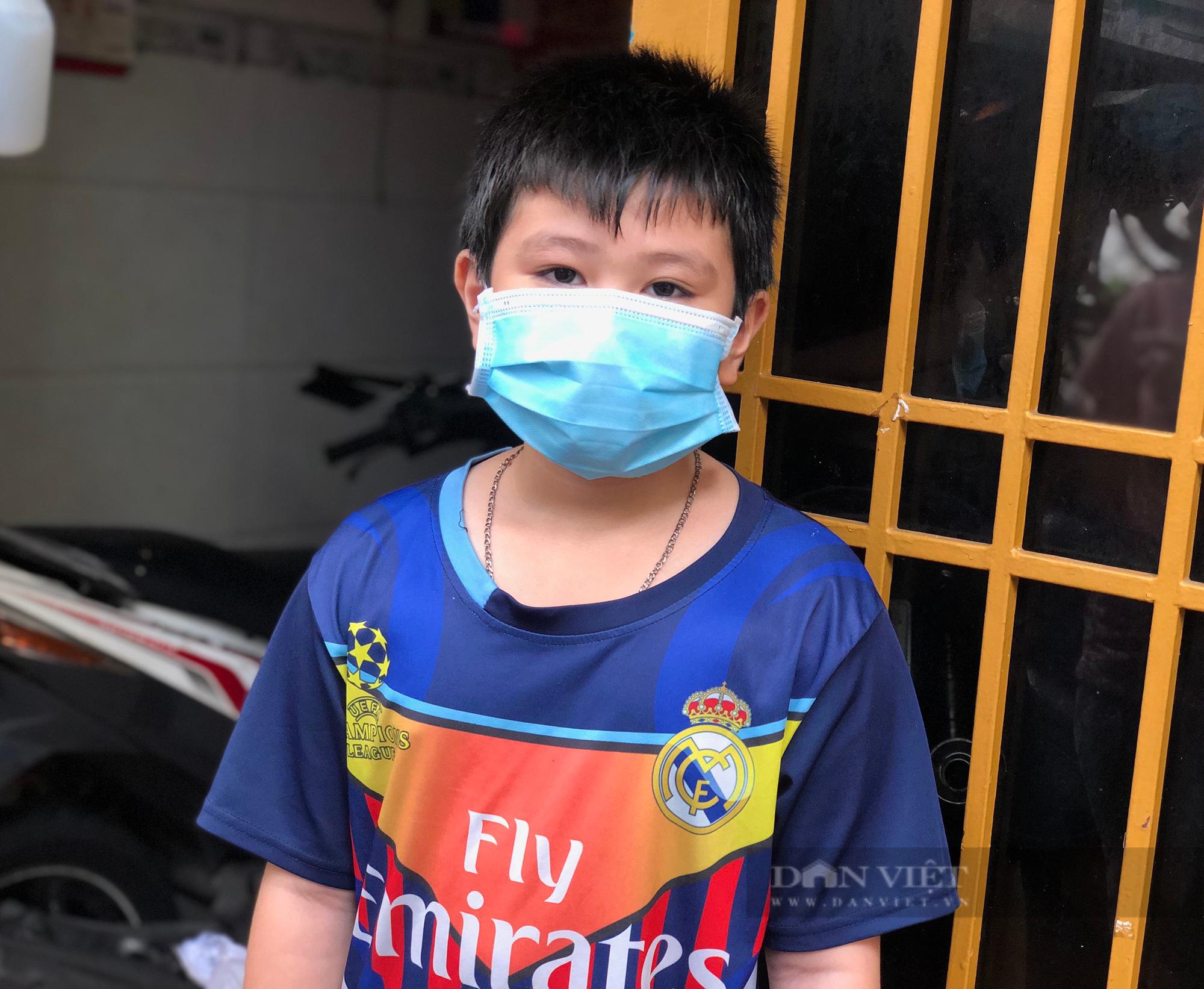 Những đứa trẻ trong đại dịch Covid-19: Nỗi đau chồng chất nỗi đau - Ảnh 1.
