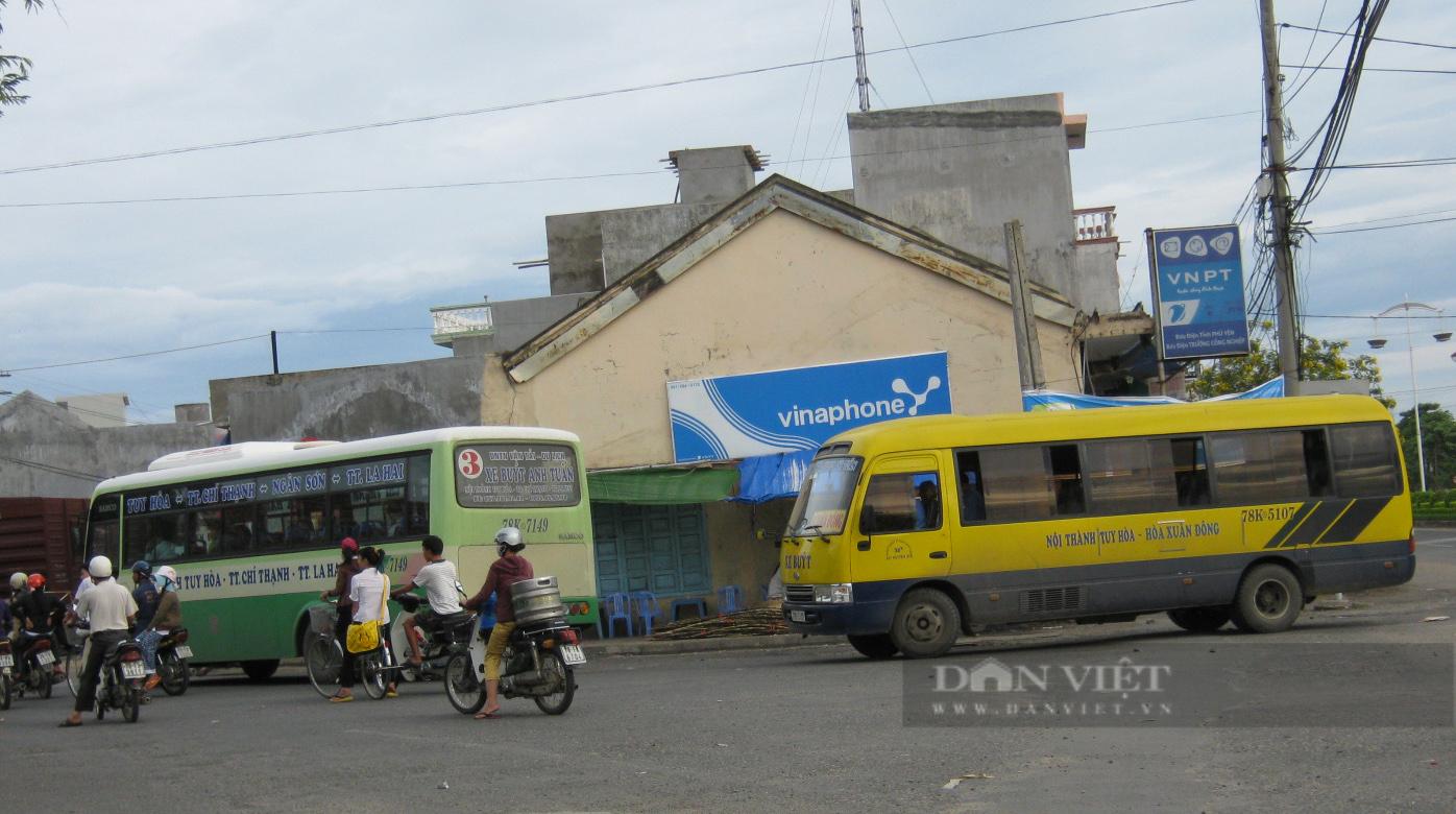 Phú Yên cho phép xe khách, taxi, buýt… nội tỉnh hoạt động trở lại  - Ảnh 1.