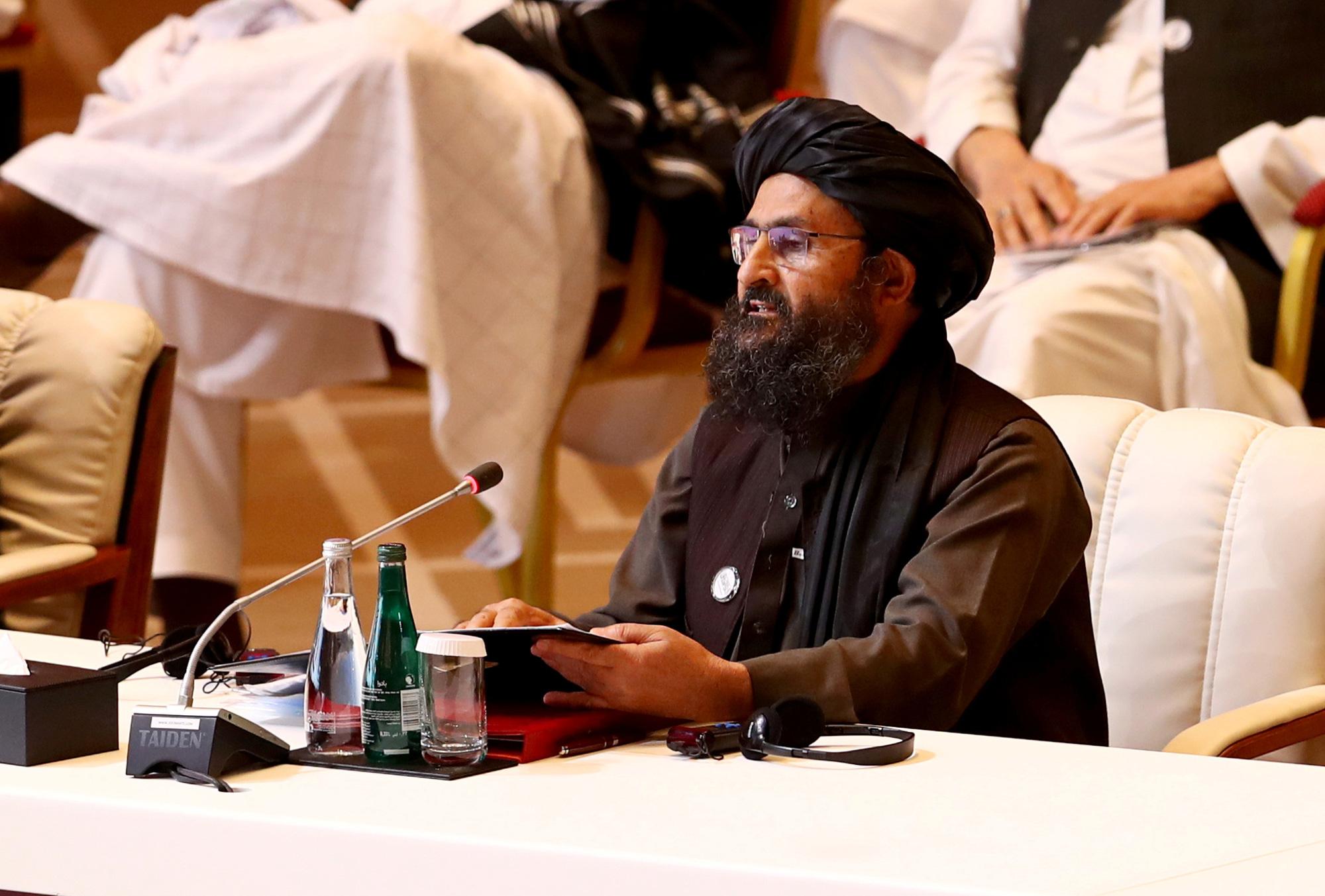 Bật mí nguyên nhân sự biến mất của nhà lãnh đạo cấp cao Taliban - Ảnh 3.