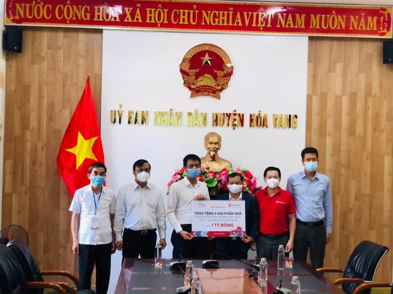 SeABank và BRG ủng hộ 18 tỷ đồng cho Huế, Đà Nẵng, Bà Rịa - Vũng Tàu phòng chống dịch - Ảnh 3.