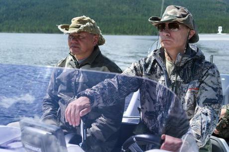 """Hồ sơ Đại tướng Sergey Shoigu- """"mãnh tướng"""" sáng giá kế nhiệm Putin - Ảnh 3."""