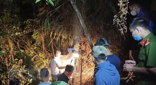 Điều tra vụ án một phụ nữ tử vong trong rừng sâu - Ảnh 1.