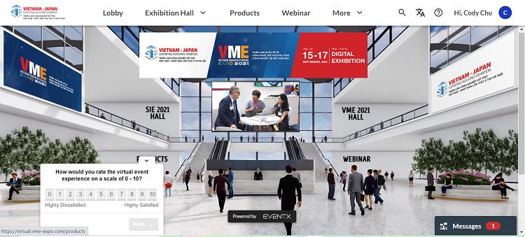 100 doanh nghiệp Việt Nam, Nhật Bản và quốc tế tham gia hai triển lãm công nghiệp lớn - Ảnh 2.
