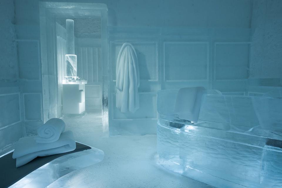 Khách sạn băng vĩnh cửu, mới nhìn đã lạnh sống lưng - Ảnh 4.