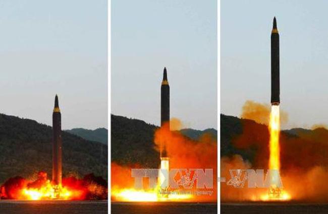 """Sức mạnh """"tối thượng"""" của tên lửa Triều Tiên vừa thử nghiệm - Ảnh 12."""
