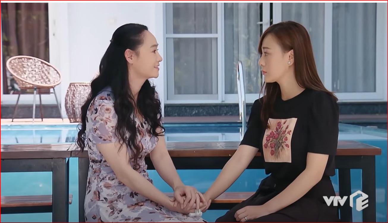 Phim hot Hương vị tình thân tập 36 phần 2: Bà Xuân chấp nhận Nam? - Ảnh 3.