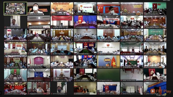 Bí thư tỉnh Hải Dương: Nông sản bán được là nhờ kết nối Zalo, Youtube, Facebook - Ảnh 2.
