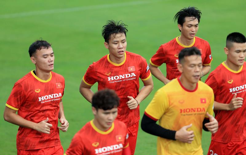 Quế Ngọc Hải đặt mục tiêu cụ thể khi ĐT Việt Nam đấu Trung Quốc - Ảnh 1.