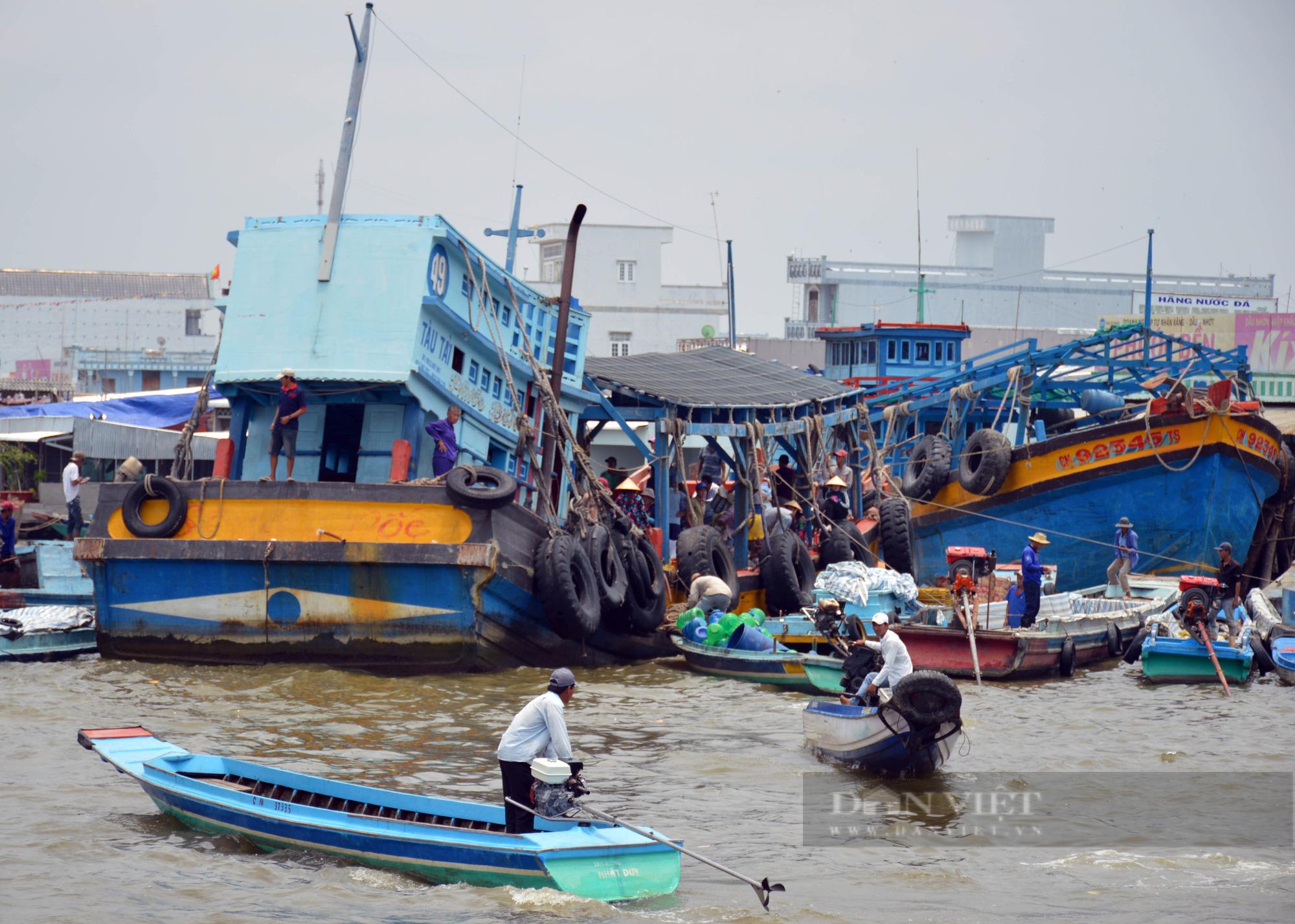 Cà Mau khai thác tốt lợi thế để phát triển kinh tế biển - Ảnh 2.