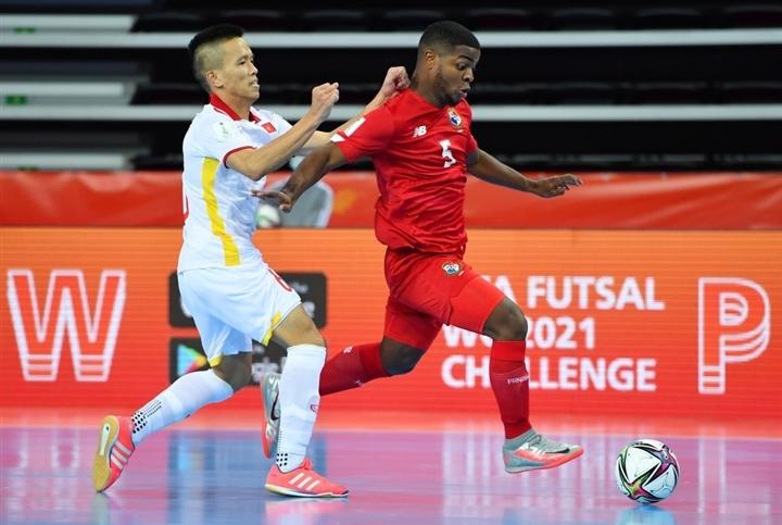 ĐT futsal Việt Nam vs Panama - Ảnh 4.