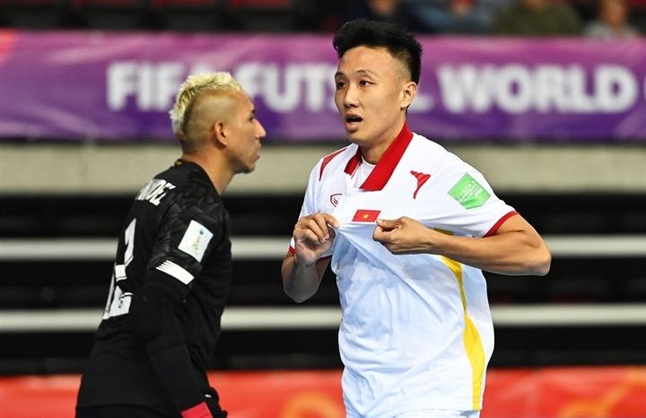 ĐT futsal Việt Nam vs Panama - Ảnh 1.