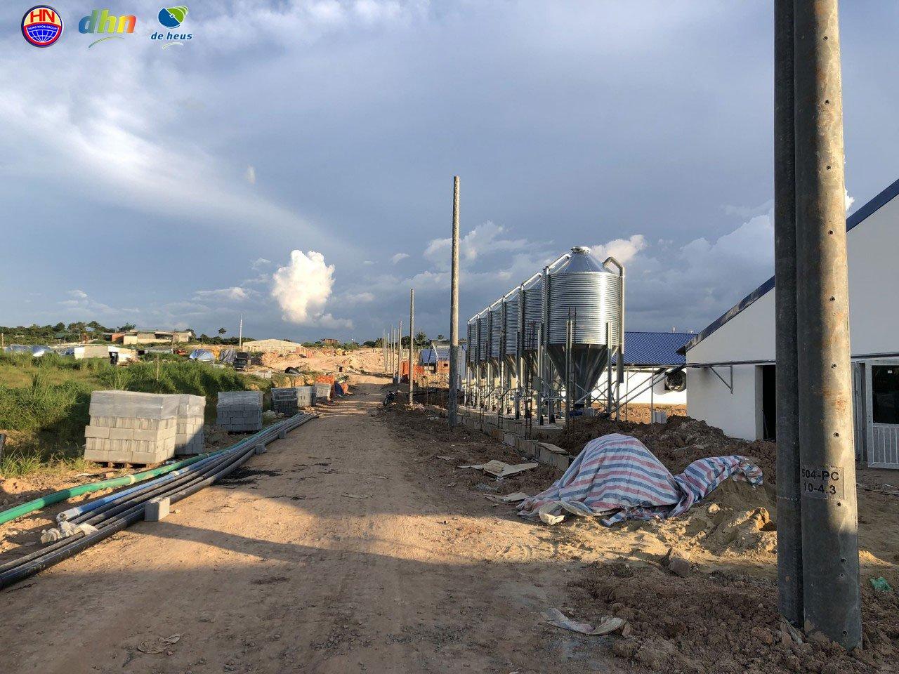 Đắk Lắk chuẩn bị có trại heo cụ kị 10.000 con, lớn nhất Tây Nguyên - Ảnh 3.