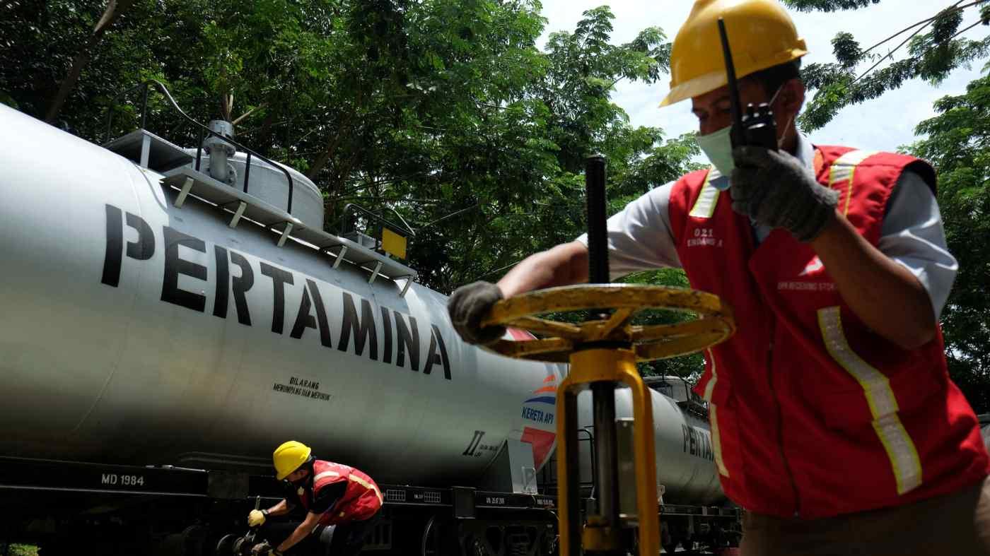 Ngân sách nhà nước thâm hụt mạnh, Indonesia sắp đưa 14 DNNN lên sàn - Ảnh 1.