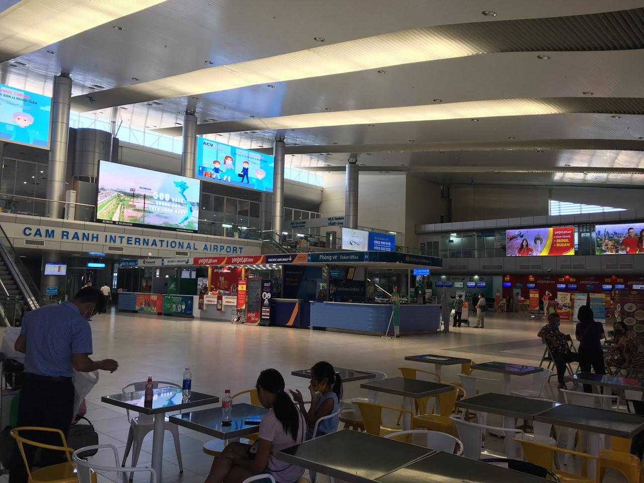 Khánh Hòa: Đón chuyến bay quốc tế đầu tiên từ Incheon đến Cam Ranh - Ảnh 2.