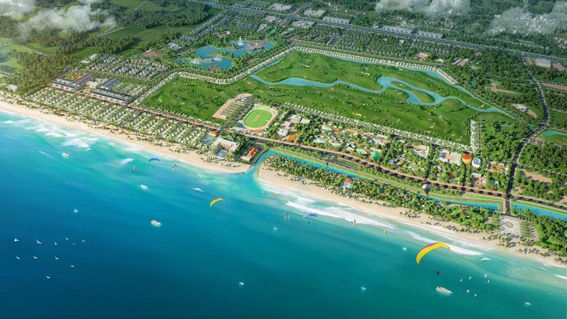 Tâm điểm bất động sản Bắc Trung Bộ gọi tên Hoa Tiên Paradise - Ảnh 1.