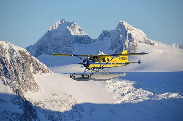 """Alaska: Trải nghiệm """"đông lạnh"""" với mê cung sông băng nơi vùng đất """"siêu sóng thần"""" của thổ dân Tlingit. - Ảnh 2."""