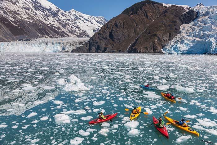 """Alaska: Trải nghiệm """"đông lạnh"""" với mê cung sông băng nơi vùng đất """"siêu sóng thần"""" của thổ dân Tlingit. - Ảnh 3."""
