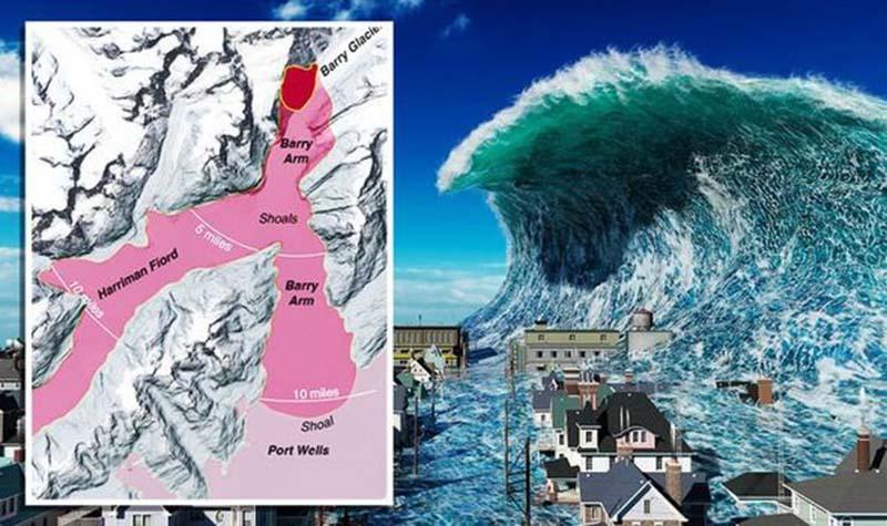 """Alaska: Trải nghiệm """"đông lạnh"""" với mê cung sông băng nơi vùng đất """"siêu sóng thần"""" của thổ dân Tlingit. - Ảnh 4."""