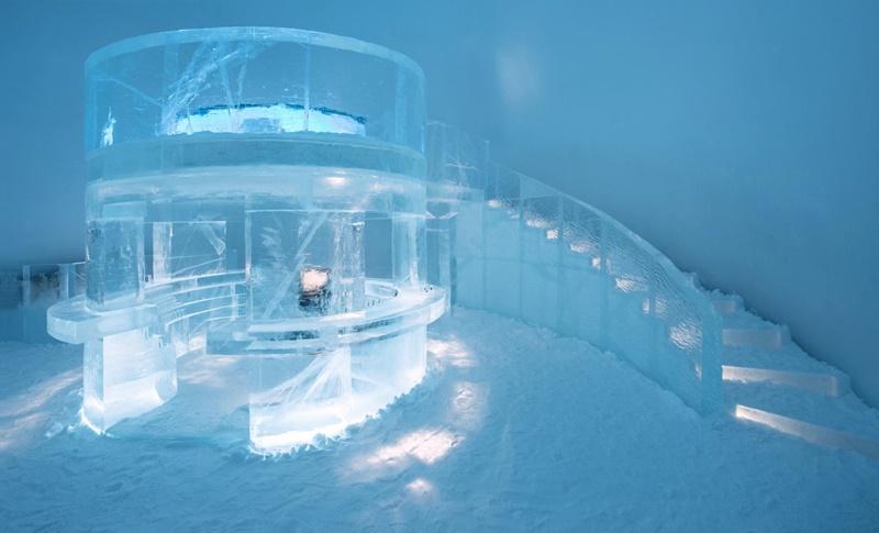 Khách sạn băng vĩnh cửu, mới nhìn đã lạnh sống lưng - Ảnh 6.