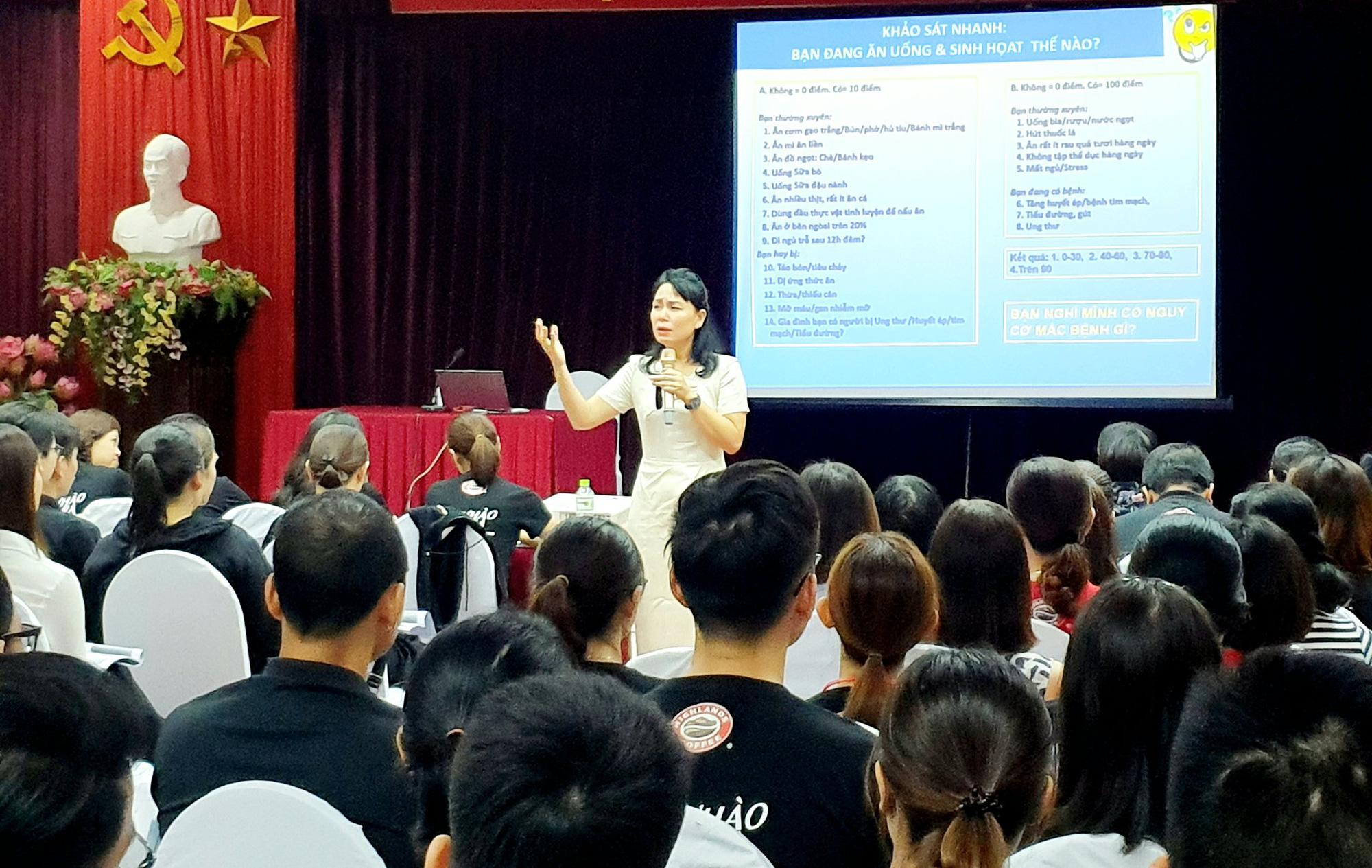 """Health Coach Trần Lan Hương: """"Trong mùa dịch này, việc tập thở rất quan trọng"""" - Ảnh 7."""