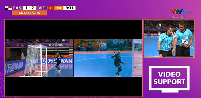ĐT futsal Việt Nam vs Panama - Ảnh 3.