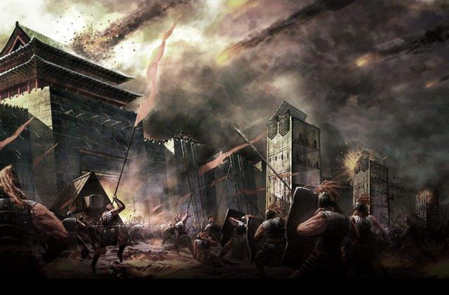 Mãnh tướng Tam Quốc mạnh không kém gì Mã Siêu, tuy nhiên lại xui xẻo vướng áo vào cành cây nên mất mạng - Ảnh 1.
