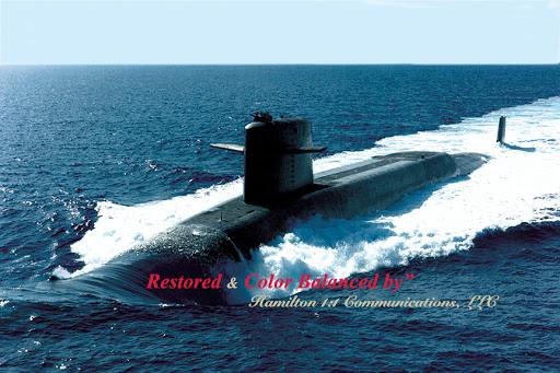 Kinh hoàng những vụ tàu ngầm Liên Xô đâm vào tàu sân bay Mỹ - Ảnh 16.