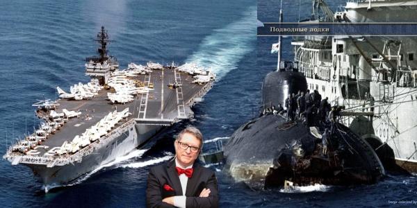 Kinh hoàng những vụ tàu ngầm Liên Xô đâm vào tàu sân bay Mỹ - Ảnh 17.