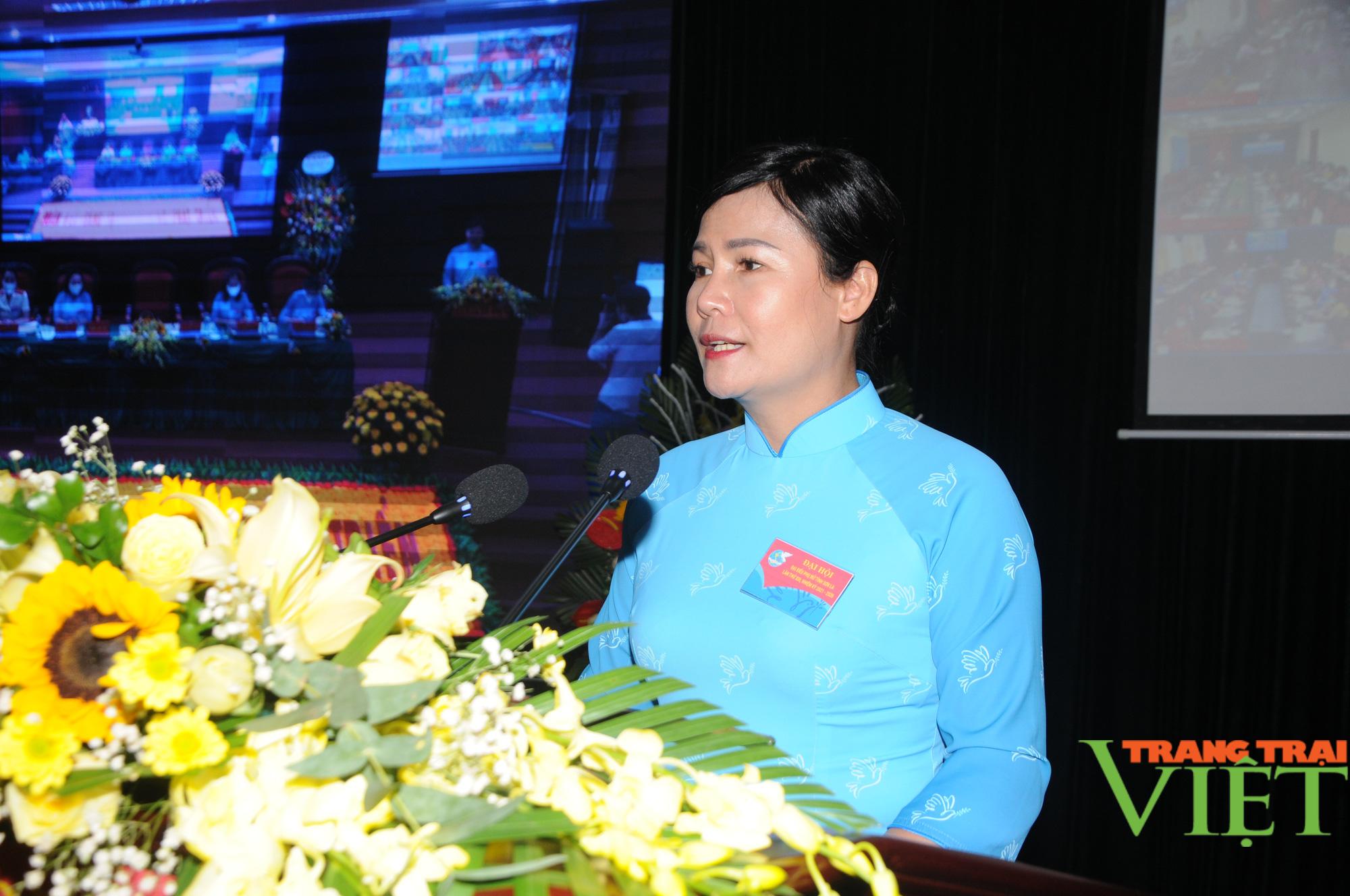 Hội Liên hiệp Phụ nữ tỉnh Sơn La: Giúp hơn 2.000 hộ nghèo thoát nghèo - Ảnh 1.