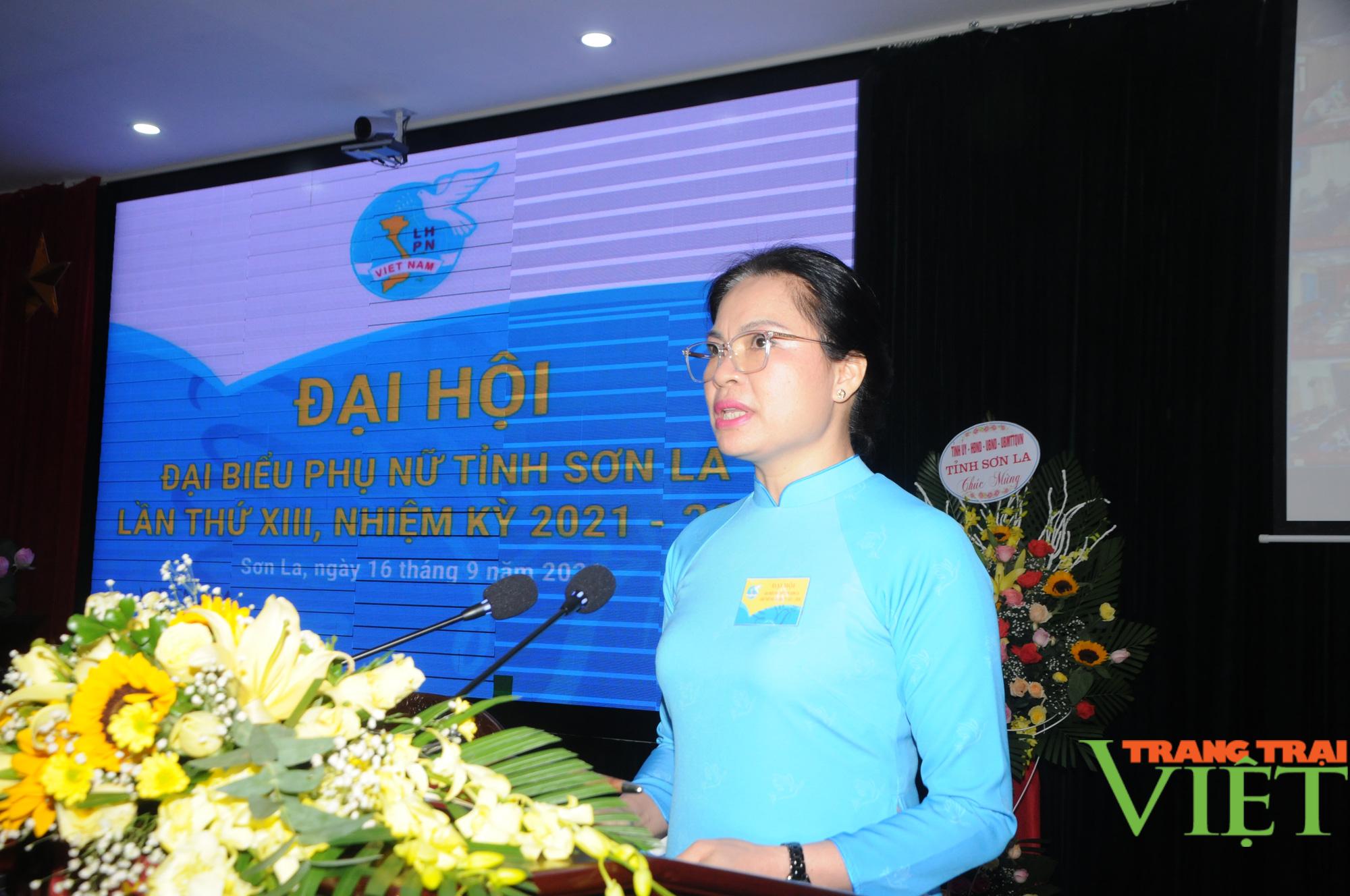 Hội Liên hiệp Phụ nữ tỉnh Sơn La: Giúp hơn 2.000 hộ nghèo thoát nghèo - Ảnh 4.