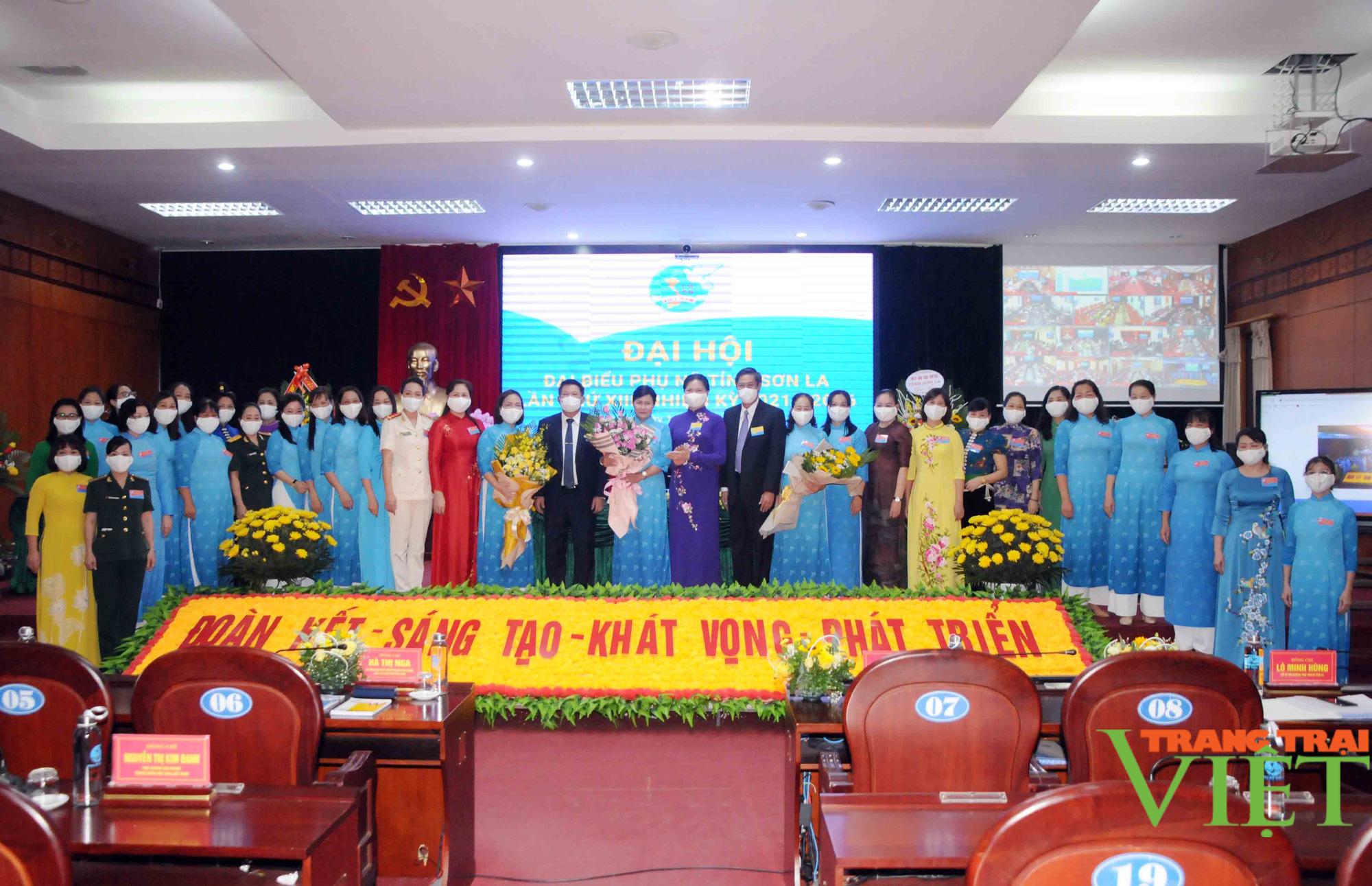 Hội Liên hiệp Phụ nữ tỉnh Sơn La: Giúp hơn 2.000 hộ nghèo thoát nghèo - Ảnh 8.