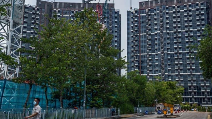 Gã khổng lồ BĐS China Evergrande trước bờ vực vỡ nợ: Tác động khủng khiếp ra sao? Liệu Bắc Kinh có 'ra tay'? - Ảnh 1.