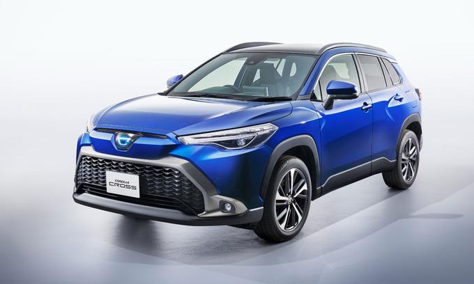 Toyota Corolla Cross 2022 thay đổi nhiều về thiết kế, giá bán bao nhiêu? - Ảnh 2.