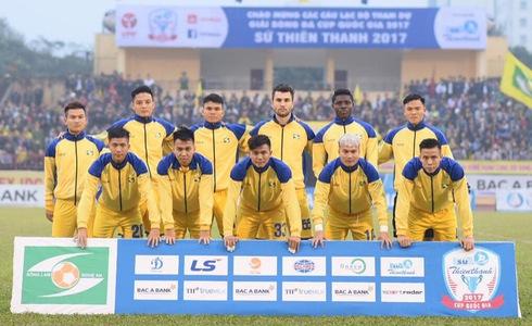 Rời Hải Phòng, cựu trung vệ U23 Việt Nam trên đường trở lại SLNA - Ảnh 1.