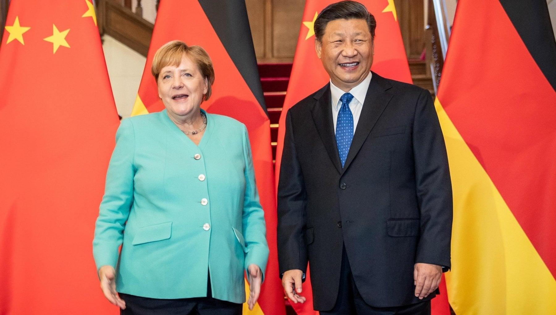 Bà Merkel rời chính trường: Quan hệ kinh tế Đức - Trung Quốc có chuyển hướng? - Ảnh 1.